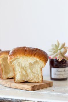 No Knead Hokkaido Milk Bread-10