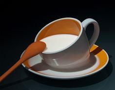 Sinking mug ...