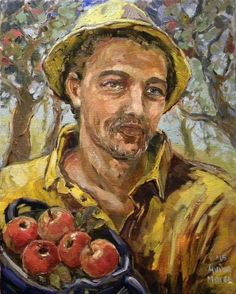 Alfons bring appels  - Aviva Maree Face Art, Art Faces, South African Artists, Abstract, Om, Portraits, Passion, Painting, Manualidades