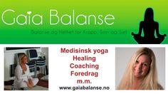 Medisinsk yoga Norge - Mediyoga, healingmassasje og NLP coaching