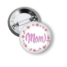 Newly listed product in our store 2.25 inch Button ... available on our website http://nannygoatscloset.myshopify.com/products/mom-button-mothers-day-2-25-inch-button-ngc1023?utm_campaign=social_autopilot&utm_source=pin&utm_medium=pin