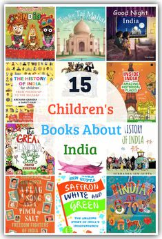 This Republic Day, introduce kids to various aspects of our great country through these children's books about India. Learn about art, monuments and more! Independence Day Theme, India Independence, Toddler Books, Childrens Books, Kid Books, India For Kids, History Of India, Republic Day, Educational Websites