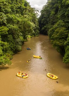 White water rafting in Costa Rica - a must for adventure lovers! Click through to read about our 2 day white water rafting adventure: http://mytanfeet.com/activities/2-day-white-water-rafting-trip-in-costa-rica/