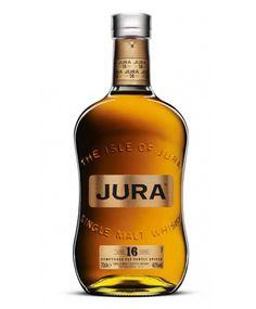 Isle of Jura 16 Years Single Malt Whisky 0,7 Liter