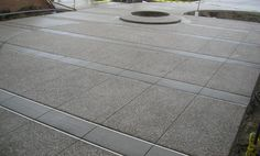 Customers in Cincinnati, Mason, Loveland and surrounding areas Looking for Exposed Aggregate or Decorative Concrete. Concrete Patios, Stamped Concrete Driveway, Exposed Aggregate Concrete, Concrete Column, Outdoor Walkway, Outdoor Landscaping, Concrete Finishes, Concrete Floors, Backyard Pool Designs