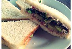 Halas krém szendvicshez vagy salátának Sandwiches, Food, Essen, Meals, Paninis, Yemek, Eten