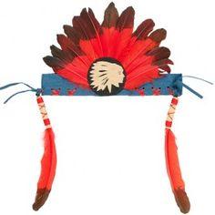 souza for kids indianen hoofdtooi anoki 103405 | ilovespeelgoed.nl