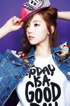 GIRLS' GENERATION i got a boy Tae Yeon