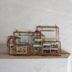 Kiko Glass and Copper Picture Frame - Landscape from Ruby Roost