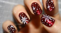New Year Eve Nail Art Designs