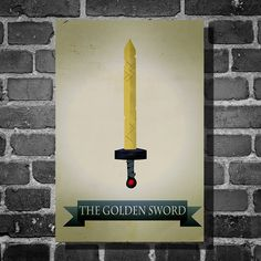 Adventure Time giclee poster movie art finn and by ThePowerCosmic, $15.00