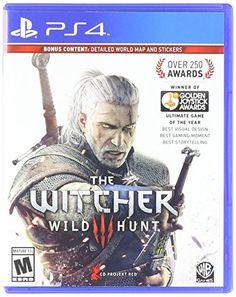 #1: Witcher: Wild Hunt