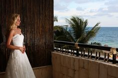 Tropical Destination Wedding in Cancun