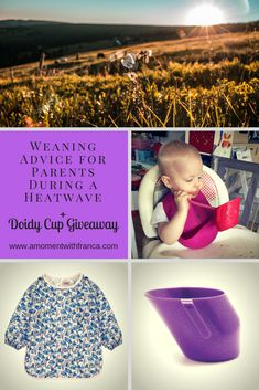 Weaning Advice for Parents During a Heatwave & Doidy Cup Giveaway Parenting Styles, Parenting Hacks, Becoming Mom, Baby Weaning, Starting School, Let's Create, After Baby, Parent Resources, 1 Year Olds