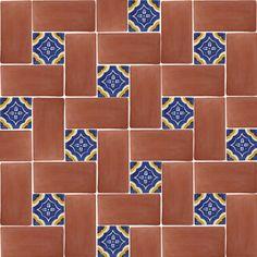 Saltillo Tile / Mexican PaversCalifornia Tile Sealers   California ...