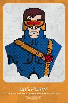 Cyclops as the unique Display