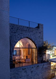 Jaffa Apartment by Pitsou Kedem Architect 14