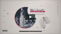 """This is """"Crucial_History"""" by k!mobb on Vimeo, the home for high quality videos and the people who love them. Ios Design, Dashboard Design, Branding Design, Flat Design, Graphic Designer Resume Template, Graphic Design Resume, User Experience Design, Customer Experience, Logo Reveal"""