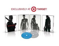 Terminator: Genisys (Steelbook) (Blu-ray/DVD) - Target Exclusive