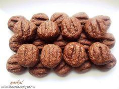 KŘEHKÉ A VOŇAVÉ KOKA SUŠENKY Cookies, Chocolate, Desserts, Crack Crackers, Tailgate Desserts, Deserts, Biscuits, Chocolates, Postres