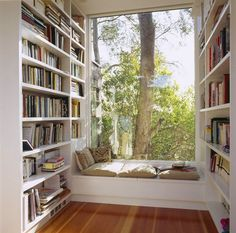 Great for reading and dreaming...