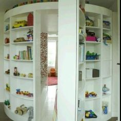 Would love to have a secret room