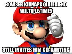 Good guy Mario. http://media-cache5.pinterest.com/upload/89509111314137682_VlcbQHQM_f.jpg levato funny