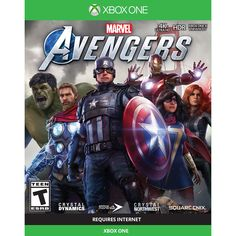 The Avengers, Marvel Avengers Games, Avengers Story, Ms Marvel, Lego Marvel, Marvel Comics, Black Ops, Black Widow, Jeux Xbox One