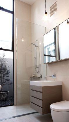Robson Rak Architects – Albert-park Small vanity