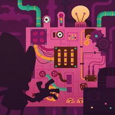 Panique au Labo | alxfactory.com Roman Jeunesse, Illustrations, Games, Art, Tabletop Games, Art Background, Illustration, Kunst, Gaming