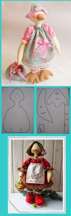 """Lindos Moldes de pano achados na internet para você confeccionaram lindas bonecas,anjinhos, galinhas, coelhos, sapos, e muitos outros!!! Para ver as imagens em boa resolução e copiar, clicar com o lado esquerdo do mouse! Depois, clicar com o lado direito do mouse e vai em """"salvar imagem como"""" ou """"save image as"""". depois é só …"""