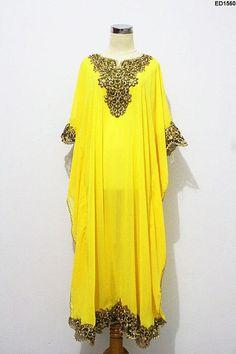 Pakistani Woman Fashion Wedding Caftan Farasha by Ethnicdresses