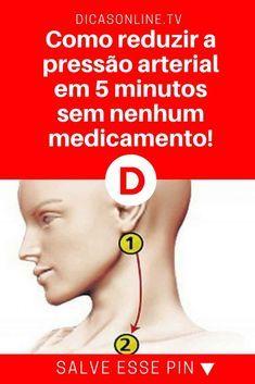 Pressao receitas | Como reduzir a pressão arterial em 5 minutos sem nenhum medicamento! | É muito simples e totalmente natural. Aprenda.