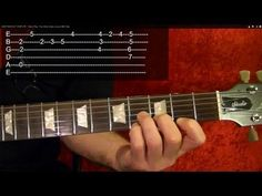 ▶ EASY! BEATLES - IN MY LIFE - How to Play - Free Online Guitar Lessons With Tabs - YouTube #guitarlessonsonline