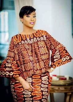 2020 Ankara Dresses Styles: Beautiful Ankara Styles To Rock - Dabonke : Nigeria Latest Gist and Fashion 2019 Short African Dresses, African Blouses, African Print Dresses, African Fashion Ankara, Latest African Fashion Dresses, African Print Fashion, Africa Fashion, Ankara Stil, Ankara Dress Styles
