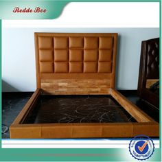 king size leather bed ,designer bed PU faux leather B1011, View pu leather bed, Reddeboo Product Details from Shenzhen Redde Boo Furniture Co., Ltd. on Alibaba.com
