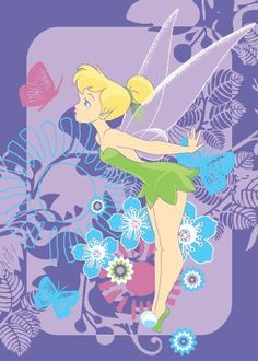Disney Fairies 'Tinkerbell Tropical'