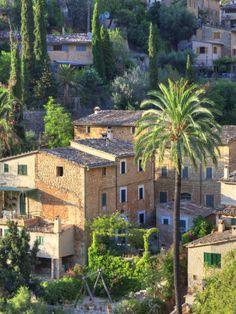 Deia Village, Serra De Tramuntana, Mallorca, Spain  (by Michele Falzone)