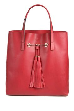 Classic #Gucci #totes #tassel || This is the type of Gucci I like. Y'all can keep that monogram mess