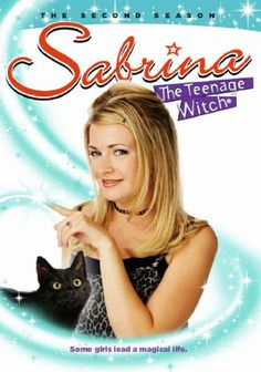Sabrina, the Teenage Witch . . .Oh the shows we used to watch. . .