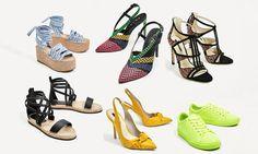 Scarpe Zara primavera estate 2017: Foto e Prezzi - https://www.beautydea.it/scarpe-zara/ - Dai modelli più semplici ai più particolari: ecco tutta la linea di calzature primavera estate firmate Zara!