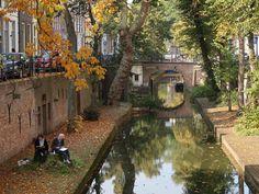 Scary Halloween Costumes, Felder, Utrecht, Autumn Leaves, Holland, Dutch, Urban, Seasons, Places