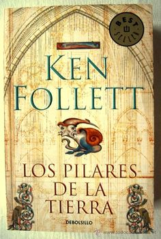 Pillars of the Earth, by Ken Follett. Probably one of my all time favorite books. So glad Paul read it recently I Love Books, My Books, This Book, Ken Follett, Earth Book, Film Music Books, Book Authors, Encouragement Quotes, Lessons Learned