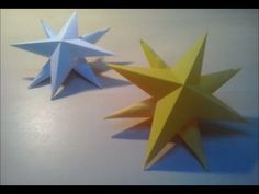 Paper Stars, Baby Shower Balloons, Youtube, Star, Projects, Noel, Youtubers, Youtube Movies