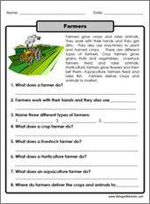 reading comprehension passages for 2nd grade - Google ...