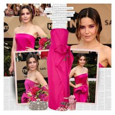 """""""Sophia Bush ♥"""" by bklana ❤ liked on Polyvore featuring Guide London, Marchesa, Laurence Dacade and Alexander McQueen"""