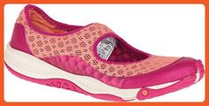 Merrell Women's All Out Bold II Flats Fuchsia 11 B(M) US - Flats for women (*Amazon Partner-Link)