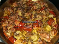 Bulgarian Recipes, Paella, Cooking, Ethnic Recipes, Food, Meal, Kochen, Essen, Hoods