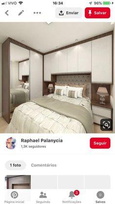 Small Room Design Bedroom, Bedroom False Ceiling Design, Small Master Bedroom, Bedroom Closet Design, Bedroom Furniture Design, Modern Bedroom Design, Room Ideas Bedroom, Home Bedroom, Bedroom Decor