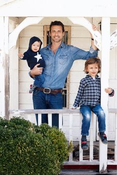 As a photographer Alexi Lubomirski's life is all about capturing outer beauty, but now he's written a book for his sons all about inner beauty and being a good person.